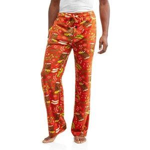 NEW Star Wars Mens Chewbacca Christmas Pajama Pant